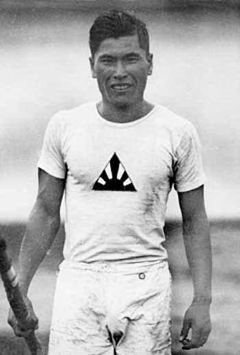 Glico Man Fortunato Catalon the Greatest of 1920s Filipino Sprinters 2