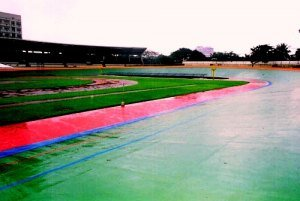 amoranto-track Track Ovals in the Philippines