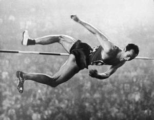 How the High Jump Evolved