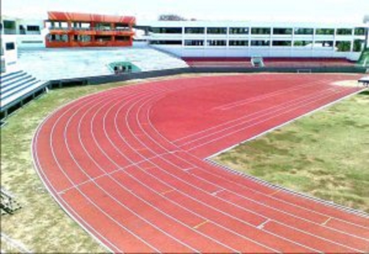 Track Ovals in the Philippines pinoyathletics