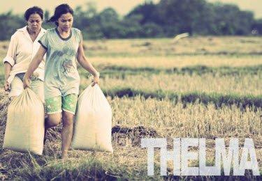 Maja Salvador as struggling  athlete Thelma 1