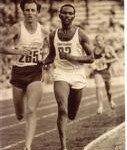 Tony Benson at the 1972 Olympics