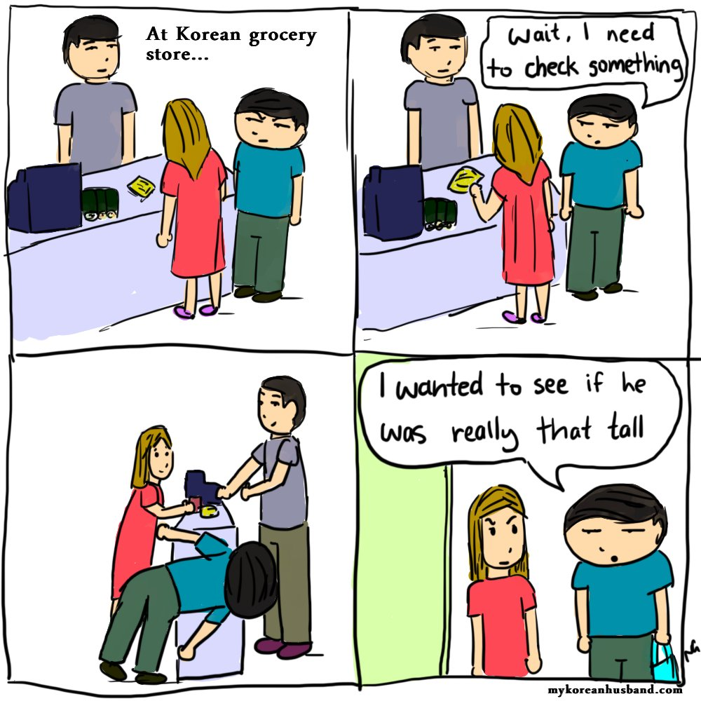 ideal height and weight cartoon