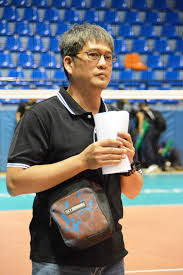 Francis Vicente newly named coach of the Philippines Volleyball team.