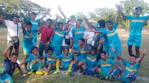 Mimaropa defended its title from last year beating NCR in the finals 2014 Palarong Pambansa
