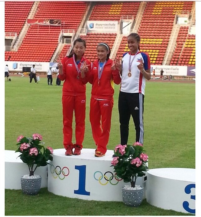 A bronze medal in 200m for Zion Nelson