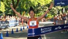 Jane Vongvorachoti already heading to Rio 2016.