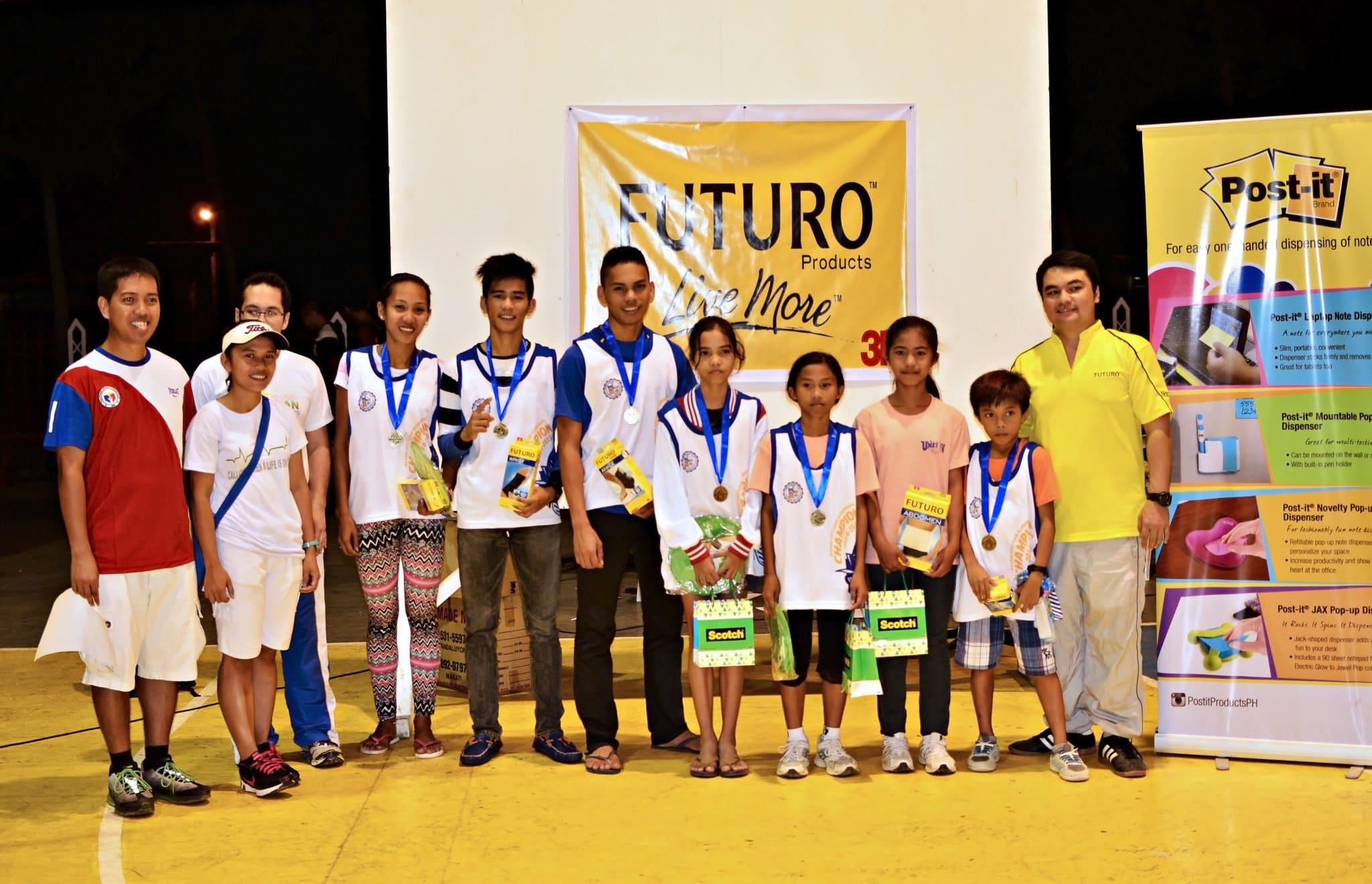 Awardees-winners