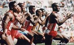 Drug Testing in Track and Field