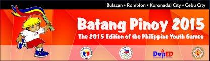 Batang Pinoy Swimming