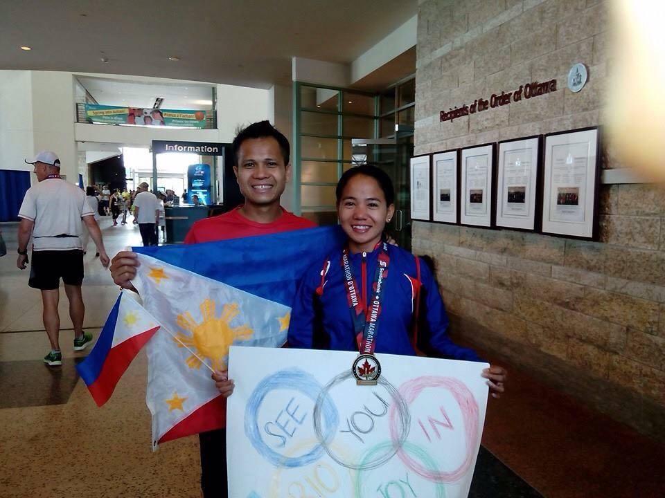 mary joy tabal olympics