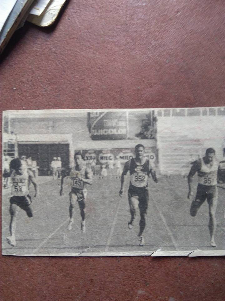A very young Gallenero matches up with Celebrity Decathlete David Bunevacz. Where the newcomer got the surprise win.