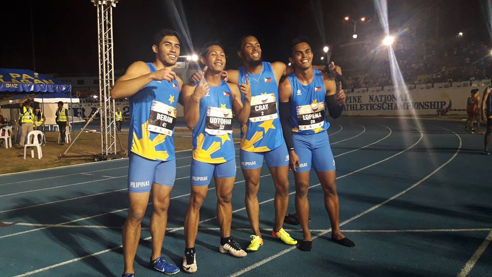 Eric Cray and his buddies.