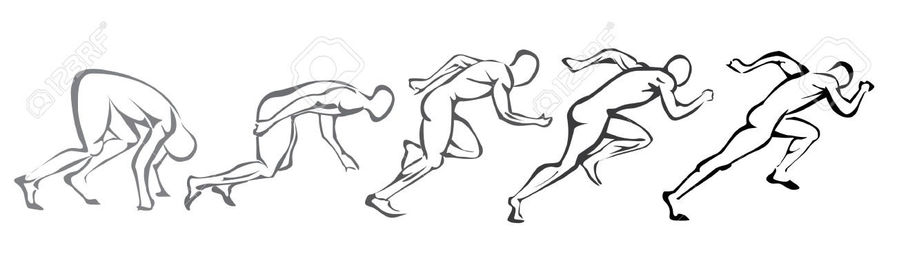 Transition-phase-sprinting