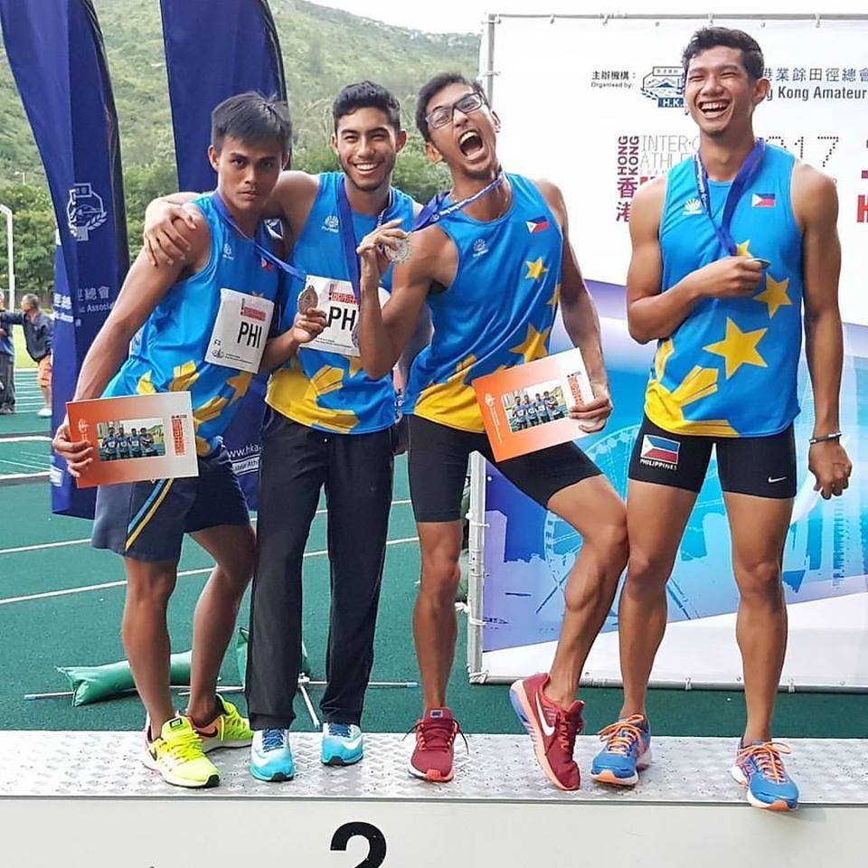 Philippine Men's 4x100