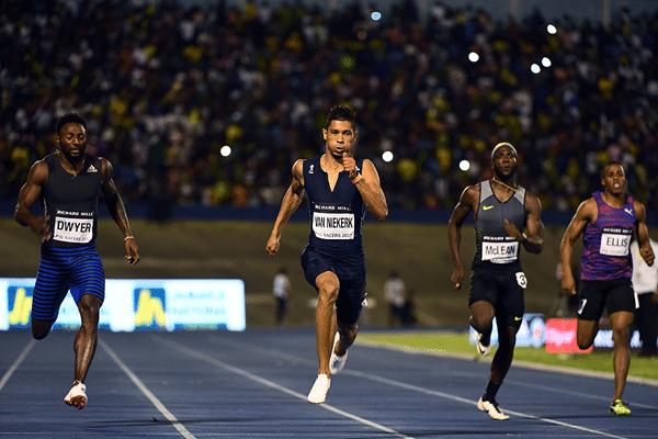 wade van niekirk 2017 World Athletics News