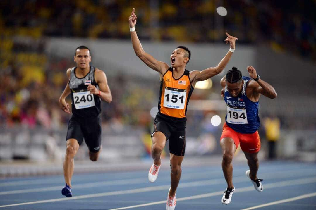 2017-SEA-Games-Athletics-100m-Mens-Khairul-Jantan