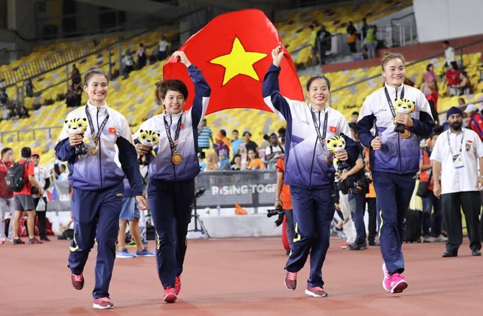 2017 SEA Games Athletics Results 3