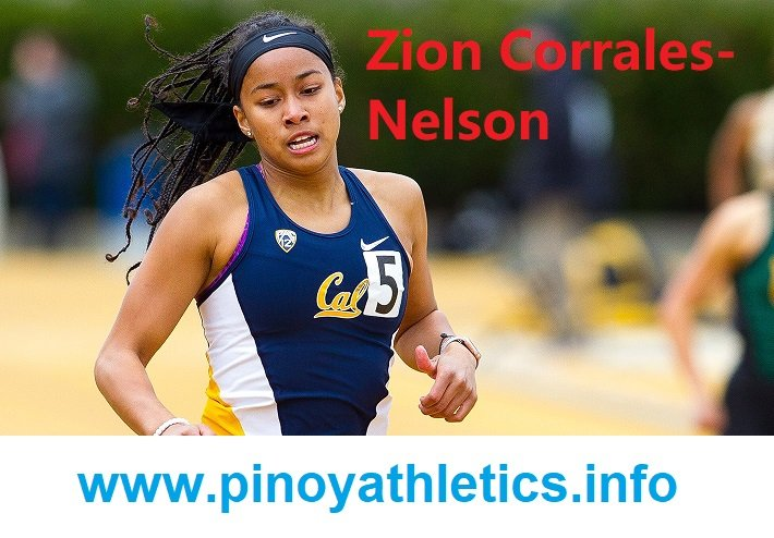 Zion Corrales-Nelson - AIMS FOR TOKYO OLYMPICS 200M 3