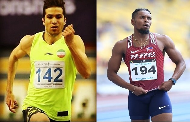 Cray takes Silver 60m at the 2017 Asian Martial Arts and Indoor Games