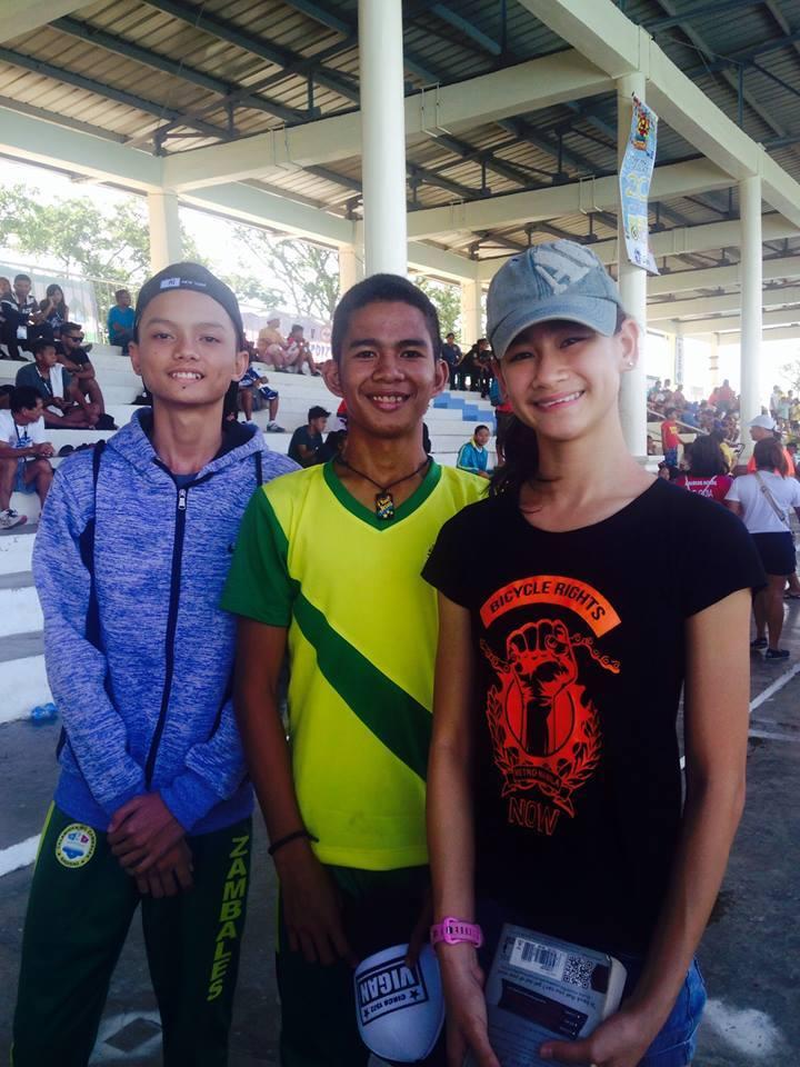 2017 Batang Pinoy Vigan Results