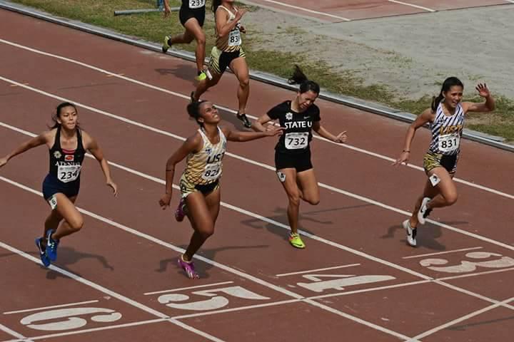 200M UAAP Womens Final 2018