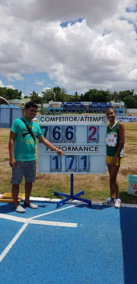 5 Spectacular Performances at the 2018 Philippine National Athletics Open
