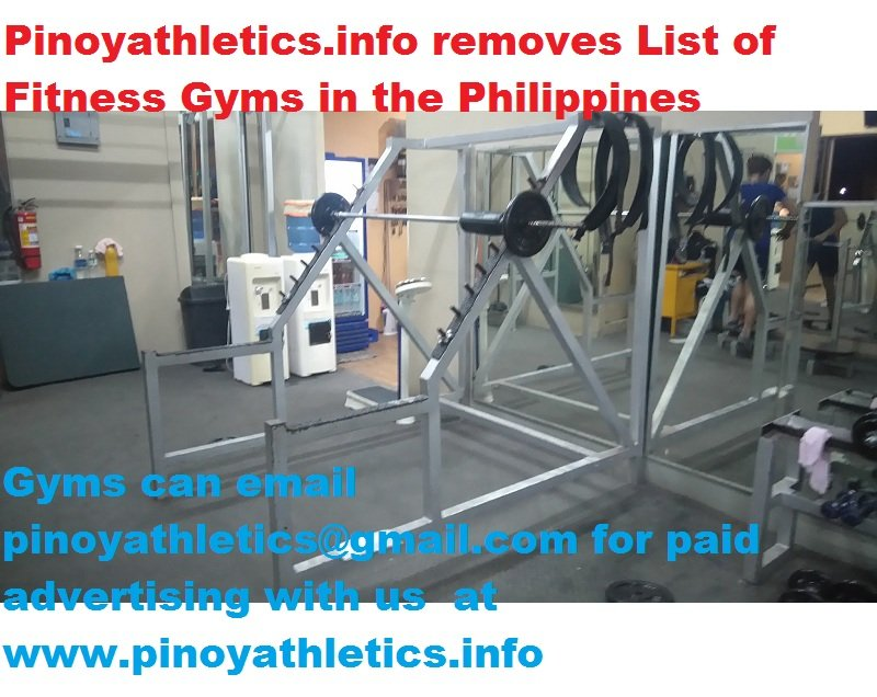 Gyms in the Philippines
