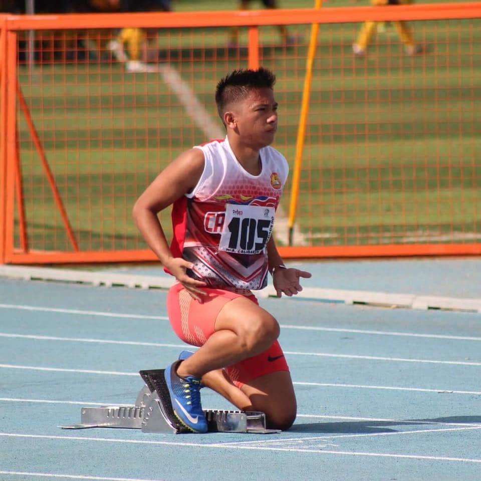 3rd Youth Olympic Games Bangkok - Veruel makes 'B' Final ...