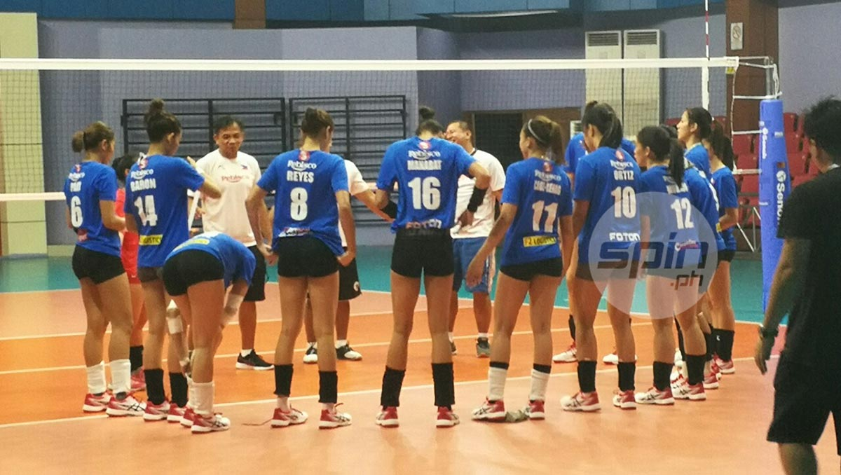 Volleyball Philippines 7