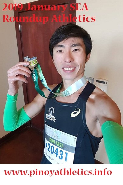 2019 Asian Athletics Roundup