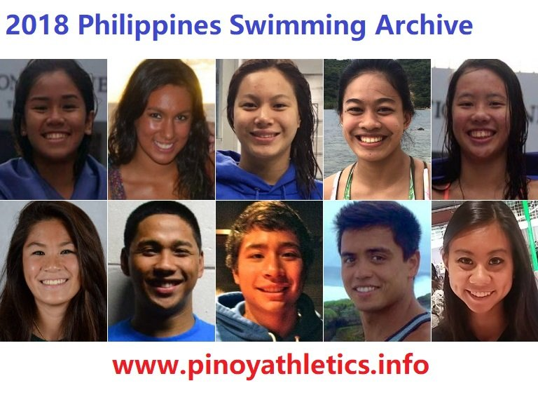 Philippines Swimming 2014-2021 Comprehensive #1 Guide 3