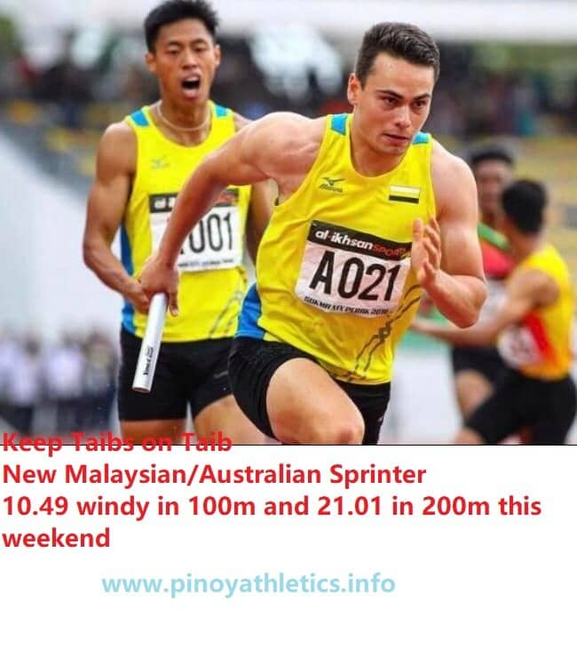 2019 Malaysian Athletics 8