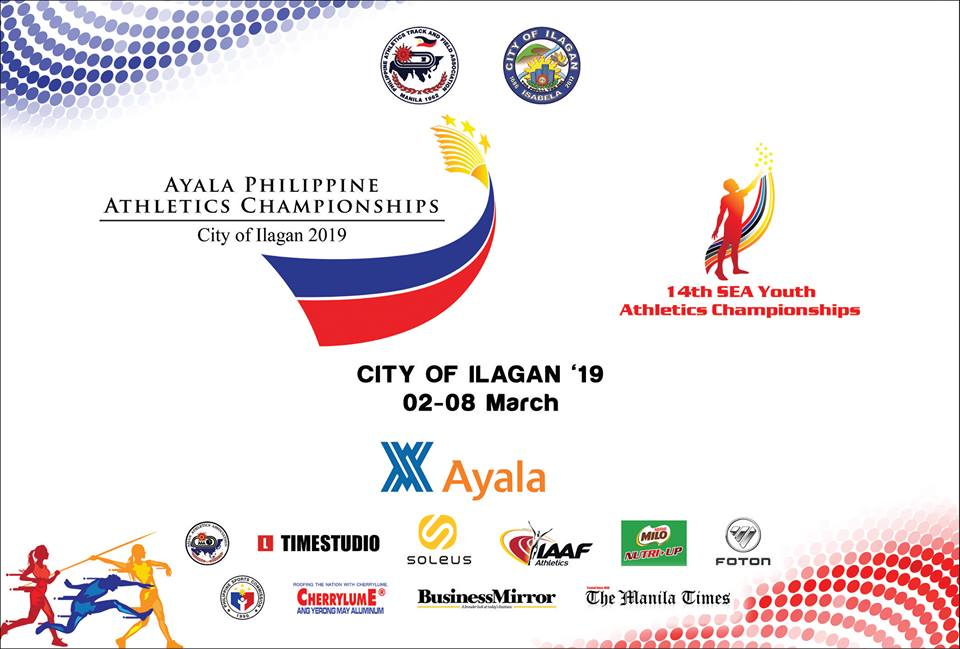 2019 Philippines National Track and Field Open