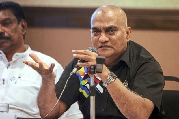 MAF president Datuk Karim Ibrahim