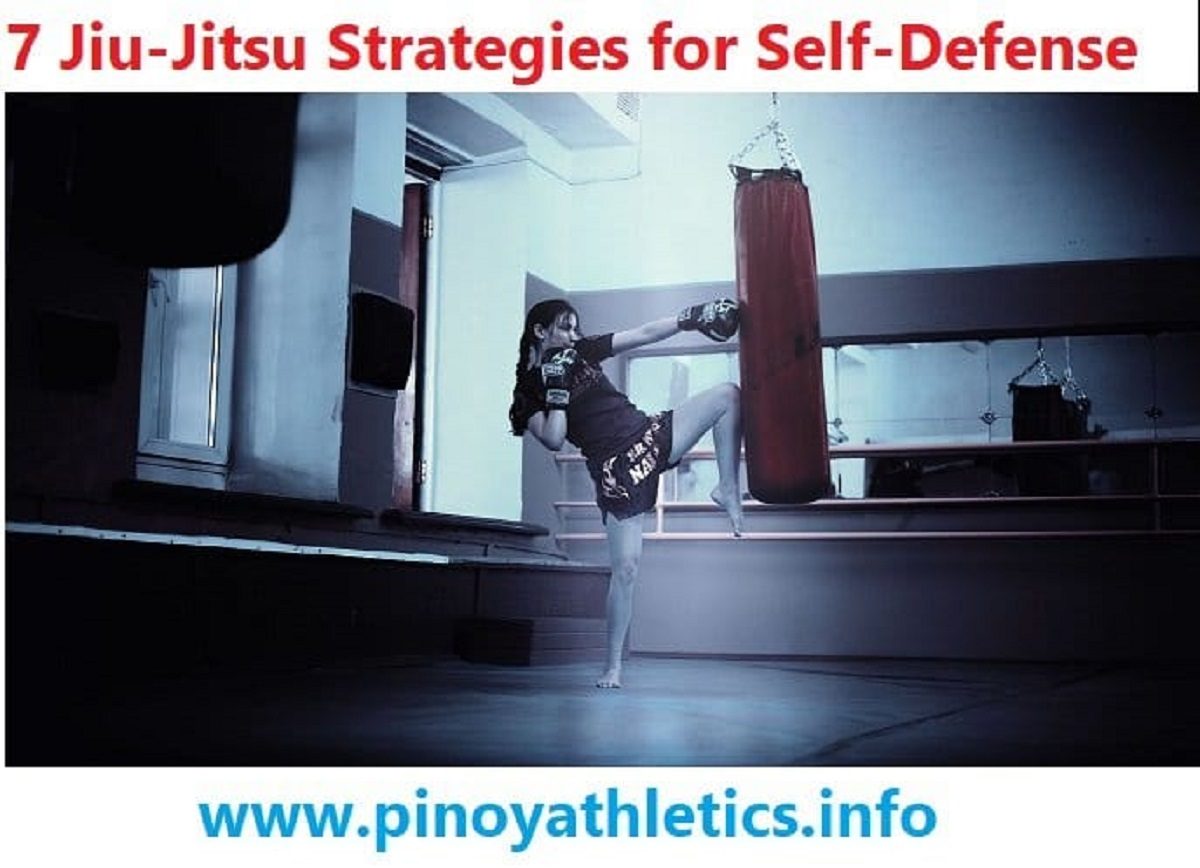 Jiu-Jitsu Strategies for Self-Defense