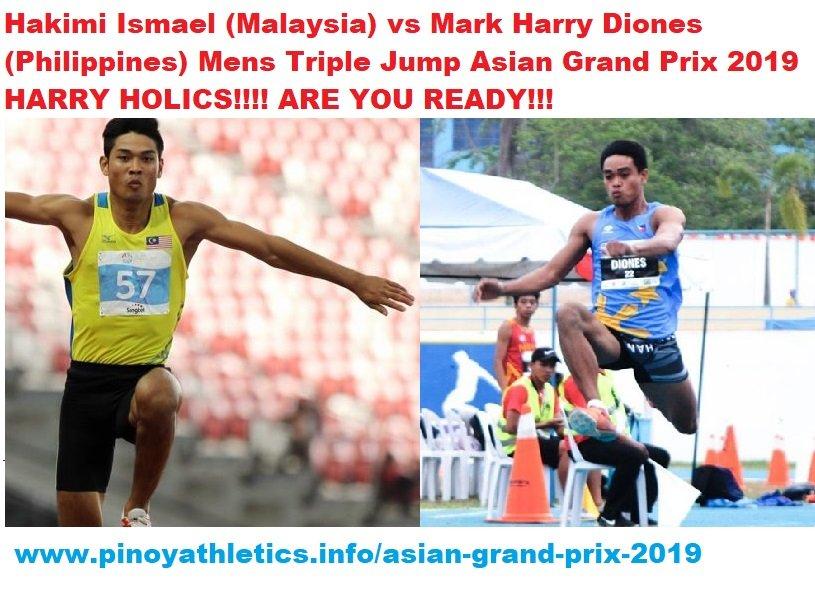 Asian Grand Prix Athletics 2019