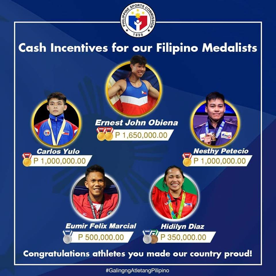 The Philippines Sports Commission 2013-2019 5