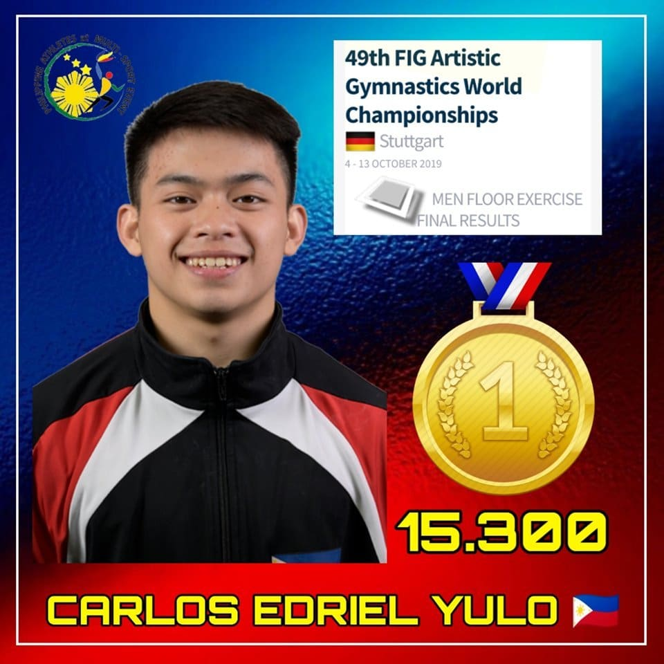 Gymnastics Philippines -feat. Carlo Yulo Amazing #1 Guide 3