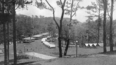 teachers camp 1909